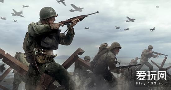 爱玩游戏早报:《使命召唤:二战》销售额3天破5亿刀