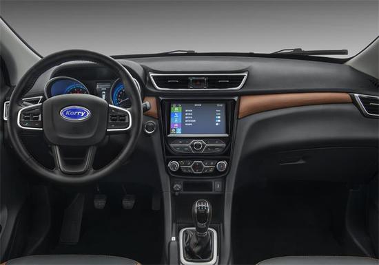 带全景天窗和1.5T动力 开瑞K60新增车型