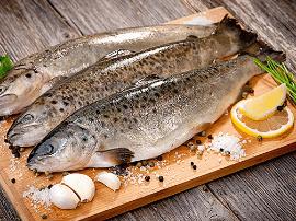"""冷冻鱼和活鱼比起来 营养价值是不是被""""冻""""没了?"""