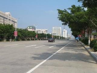 """惠州多条市政路将变身""""样板路""""?升级24小时保洁"""