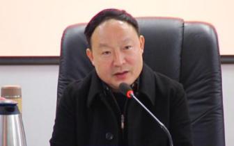秀山书记王杰:确保实现高质量稳定脱贫