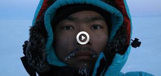 视频|冬季全人力无后援穿越贝加尔湖
