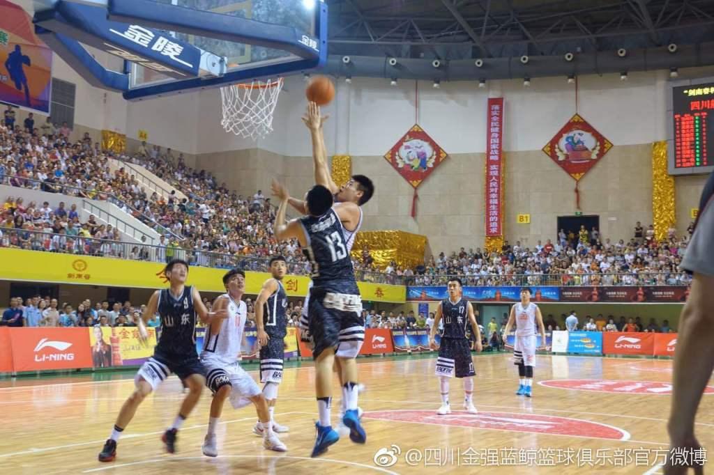 全国青年锦标赛山东男篮夺冠 四川亚军创队史最佳