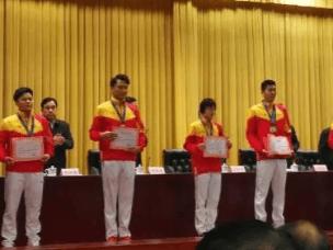湖北省参加第十三届全运会总结表彰大会在汉召开