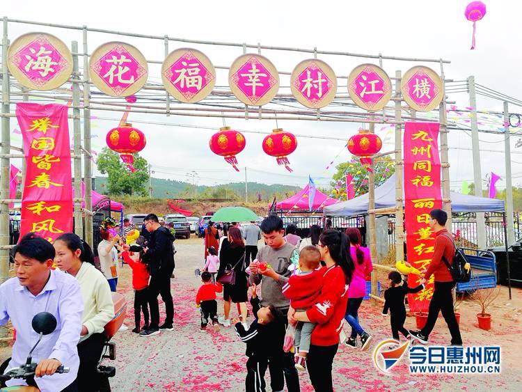 2018年厉害了!惠州春节假期接待游客超500万人次
