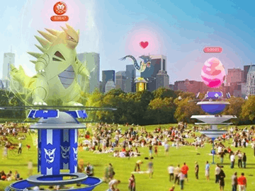 多人PvE加入 精灵宝可梦GO将迎自身最大规模更新