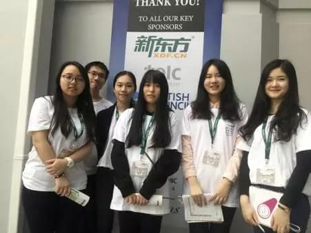 IATEFL:新东方来了 中国TESOL留学生想对你说……