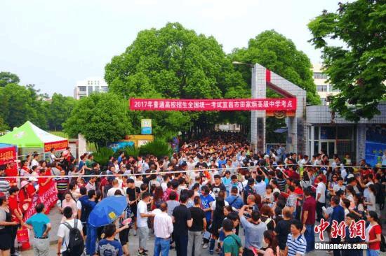 北京高考阅卷专家:平时读书多的学生更能脱颖而出