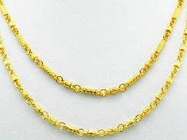 福州一女子金项链被捡走熔成金块 民警协助索还