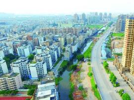 惠州市区9条河涌整治今年全部动工 5条计划8月动工