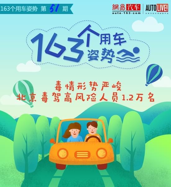 比酒驾还凶猛 北京有毒驾高风险人员1.2万名