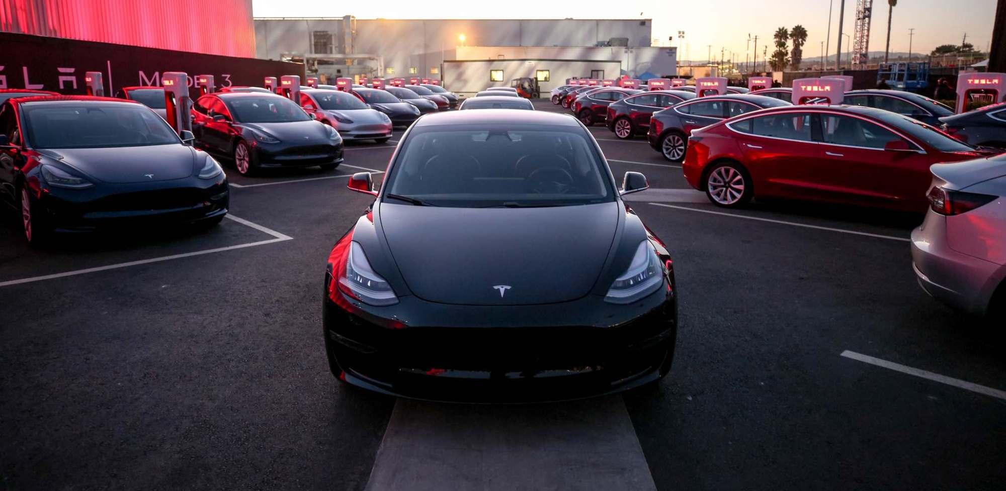 Model 3生产加速显成效 交付周期缩短一半