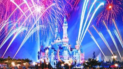 上海迪士尼一年接待游客逾1100万