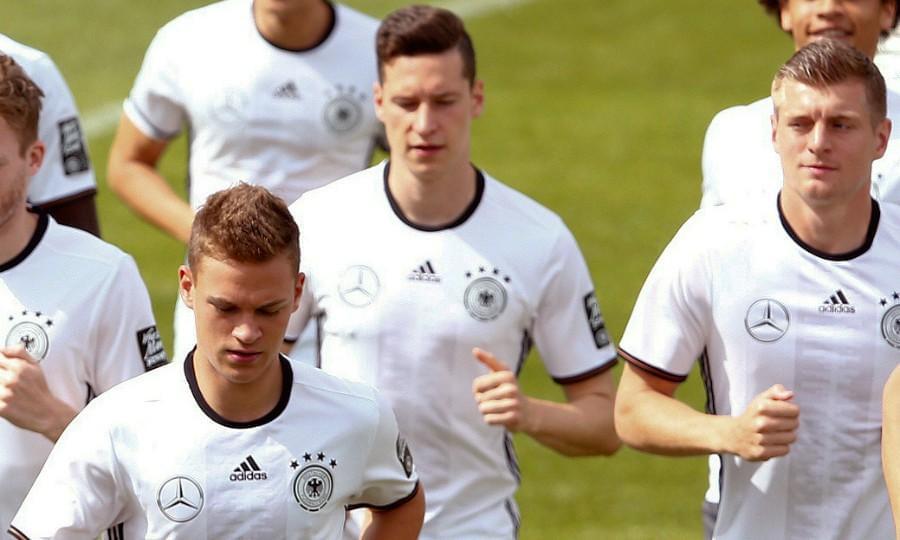 取代奔驰 大众将成德国家足球队最大赞助商