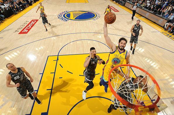 以色列乔丹9年从未打过季后赛NBA最惨,高效如他,勇士如何能忍心让其梦碎
