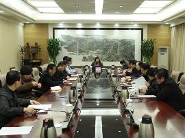 运城市召开八大职教集团工作汇报座谈会