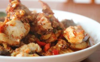 独家看家菜:清蒸麻辣鱼块做法