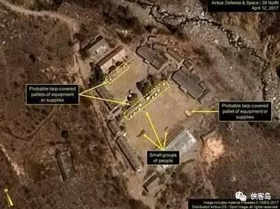 侠客岛:半岛的风声越来越紧了 朝鲜还有机会吗?