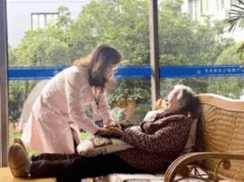 沈桂兰:无微不至关怀老人 护理方法值得学习