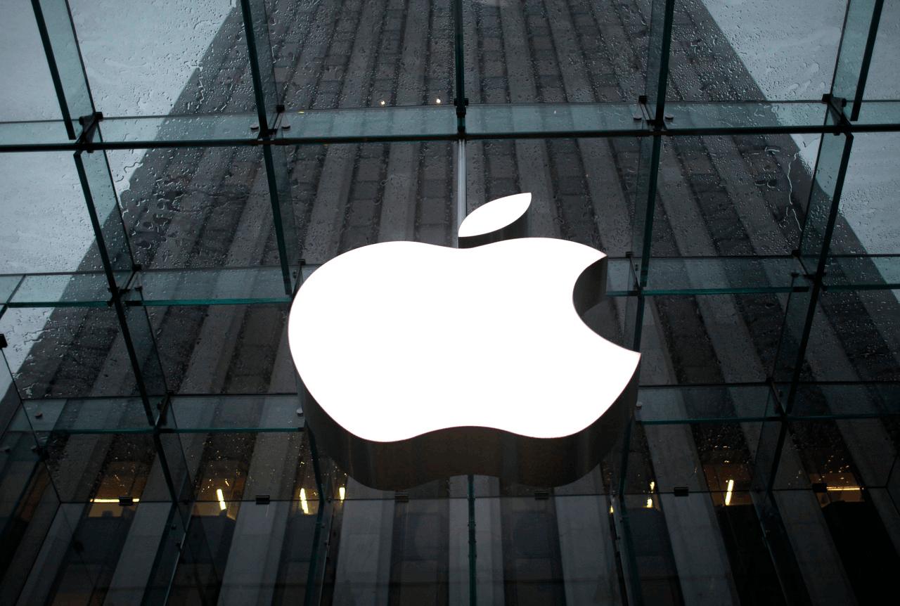 苹果股价破160美元创历史新高:市值超8300亿美元