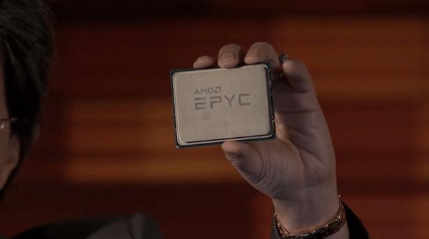 剿灭至强 AMD EPYC服务器CPU细节曝光