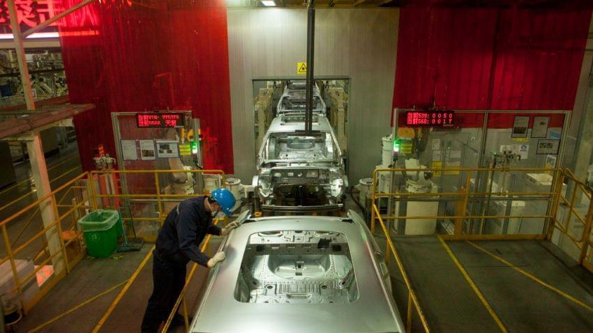 福克斯美国生产线移至中国 在华建厂成行业趋势