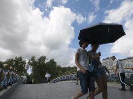 吉林全省多地有降雨 长春市18日最高气温19℃