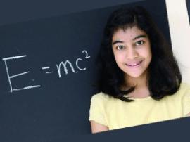 神童智商162的印度籍女孩 能甩爱因斯坦几条街?