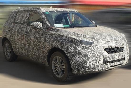 定位小型SUV 奇瑞瑞虎5x将于9月27日上市