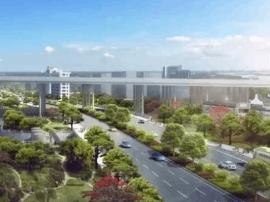 广州临江大道东延线正式开工 预计2018年底通车