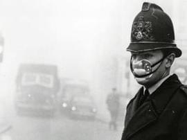 1958年死了1.2万人的伦敦雾霾,竟然是这样治好的