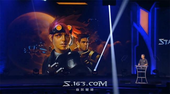 星际争霸2合作任务新英雄公布:雇佣兵领袖米拉·韩