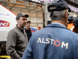 阿尔斯通与西门子谈合并交通业务 联合抗衡中车