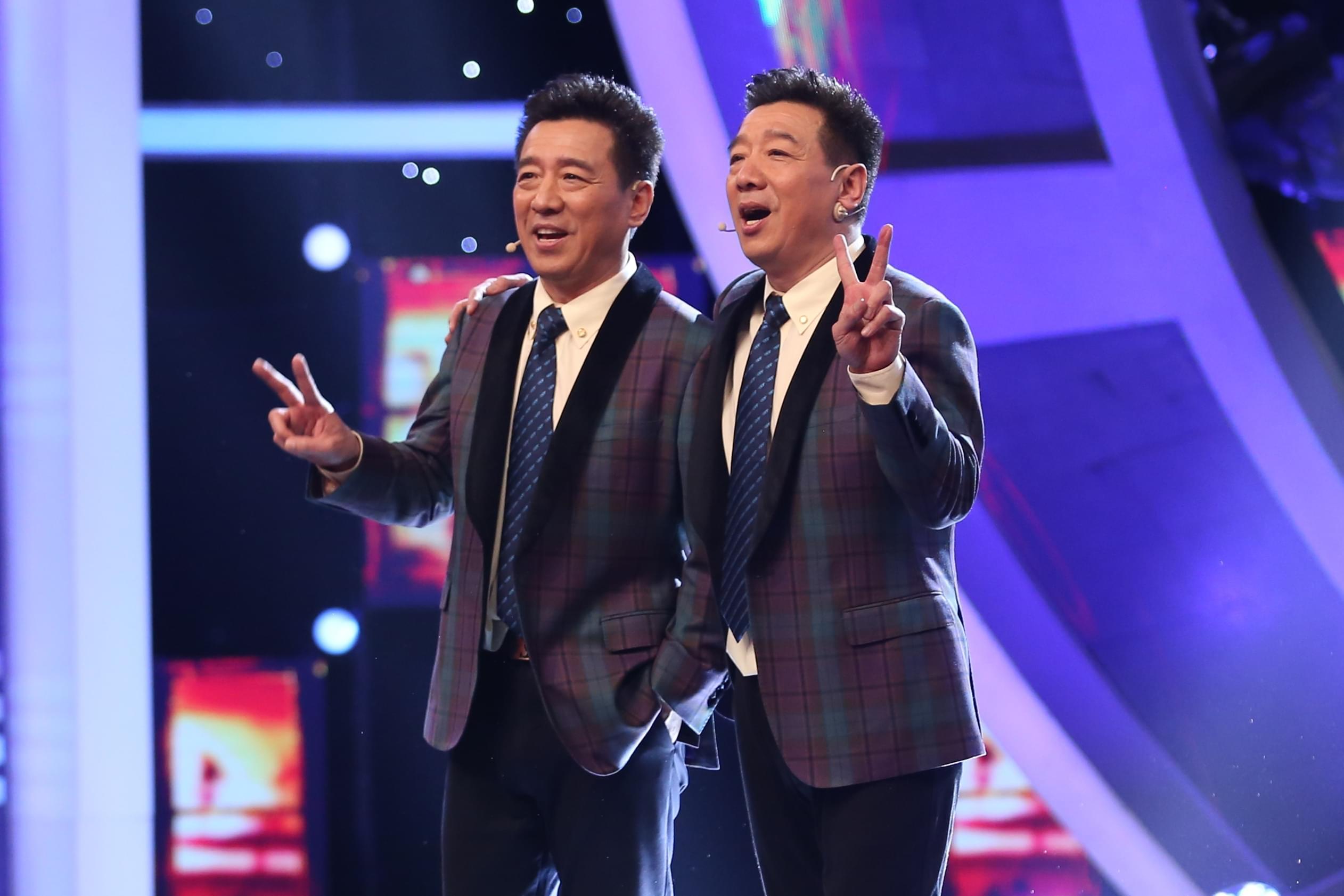 刘全和刘全利:台上演哑剧 台下是话唠