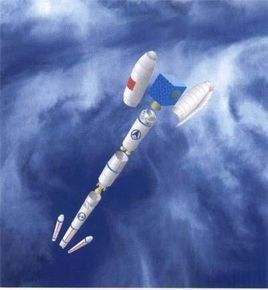 中国航天大事记:美国卫星也用长征火箭