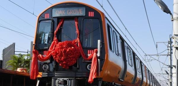 厉害了!中国为美国造地铁 看中国制造有多牛