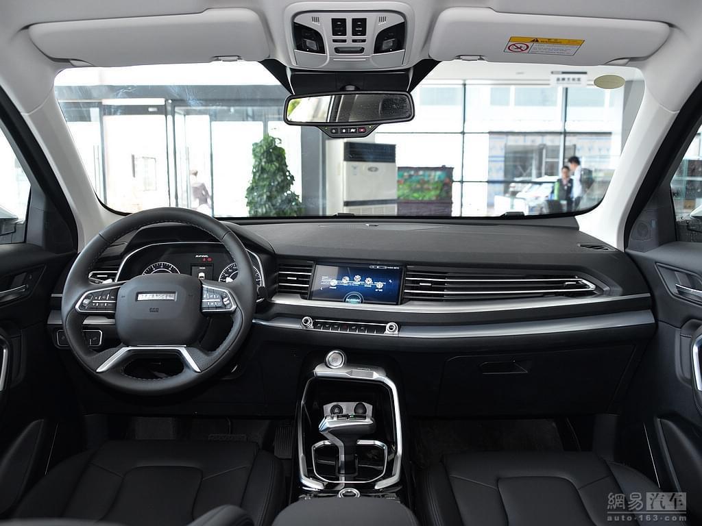 共推3款车型 1.5T版哈弗H6预售12.7万起