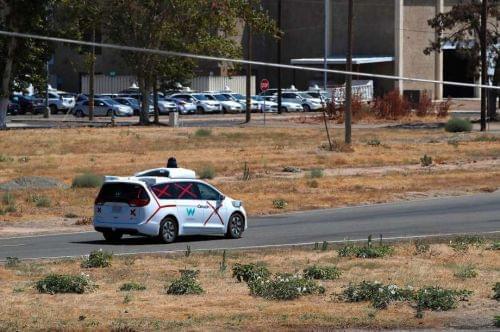 这次是人类的责任 谷歌Waymo无人车再出事故