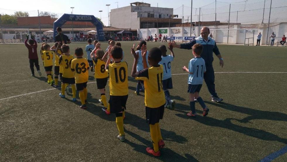 西班牙U11主帅25-0屠杀后下课 进球太多不尊重人!