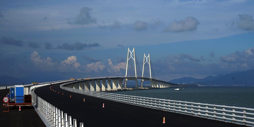 何时通车?小编带你上港珠澳大桥一探究竟!