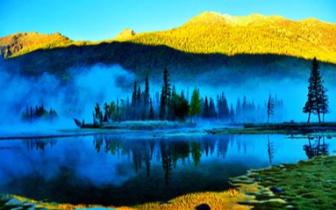 去年新疆待客量首破亿 旅游消费1822亿