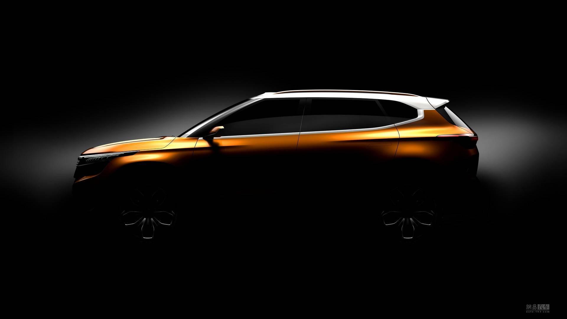 未来推向全球市场 起亚SP概念车将印度首发