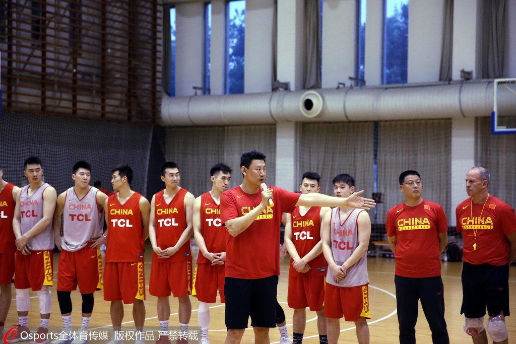 首钢3将进红队方硕当队长 李楠力争亚运最好成绩