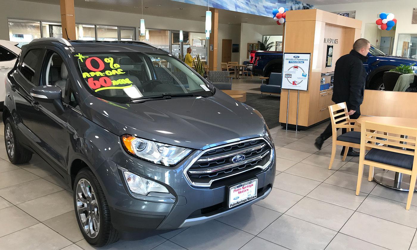 美国2月车市:折扣减少或致销量下滑 大众逆势上涨