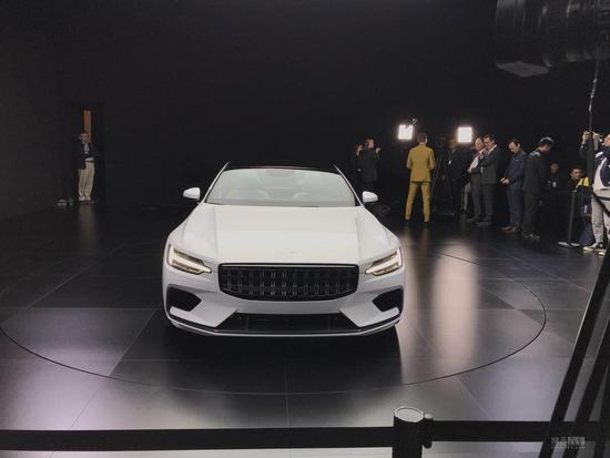 独立成电动高性能品牌Polestar发布新车