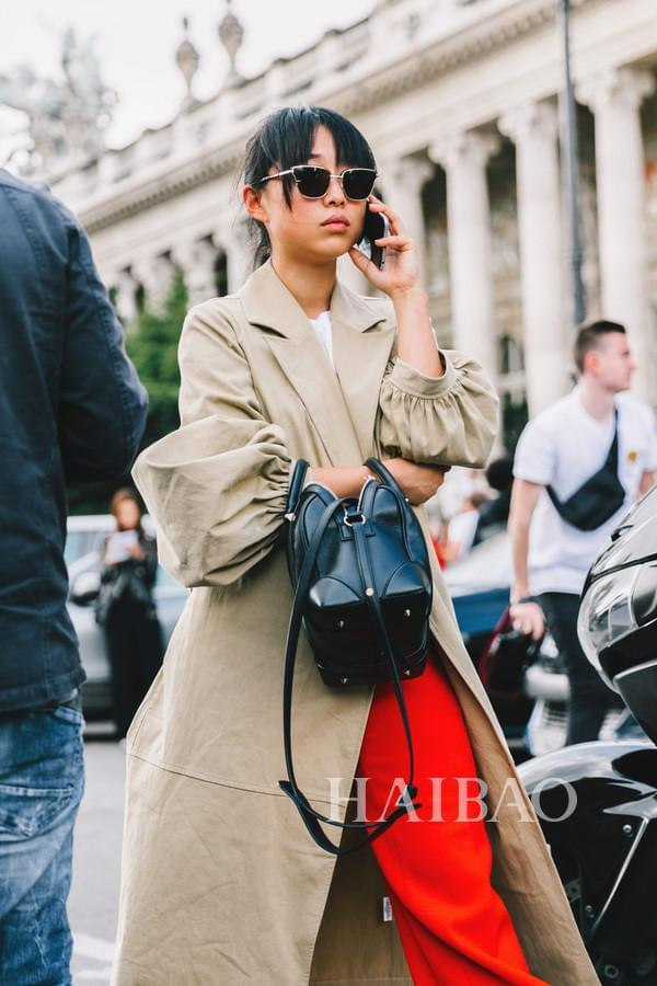 卡其色即将统治2017时尚界,你想好怎么搭了吗?