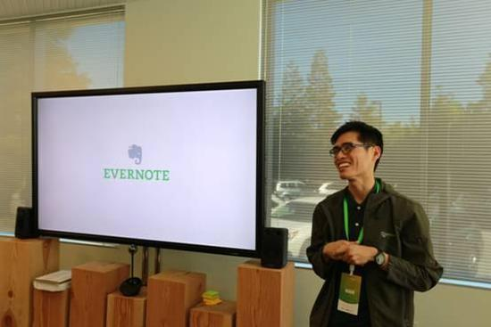 """""""印象优能硅谷行""""之Evernote站"""