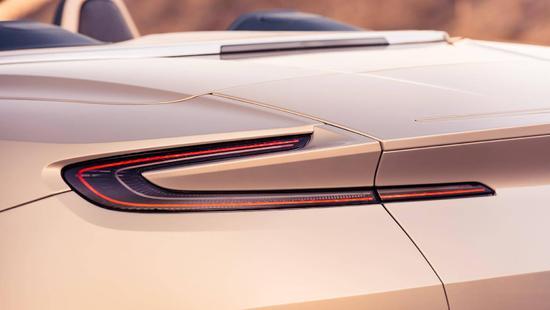 更显优雅 阿斯顿·马丁DB11敞篷版接受预订