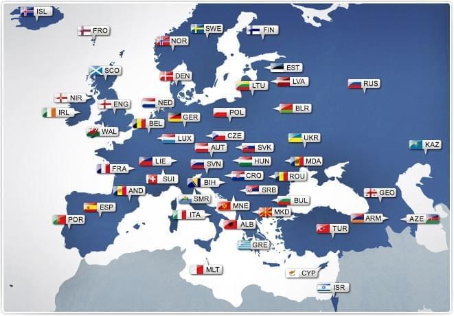 欧洲太难混!意葡荷瑞或排老二 最强附加赛大猜想