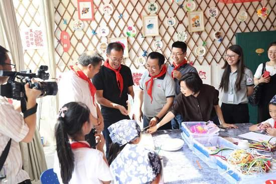 汶川地震十周年:一所乡村小学的震后重生